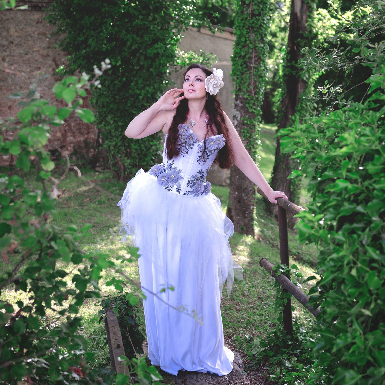 location corset robe