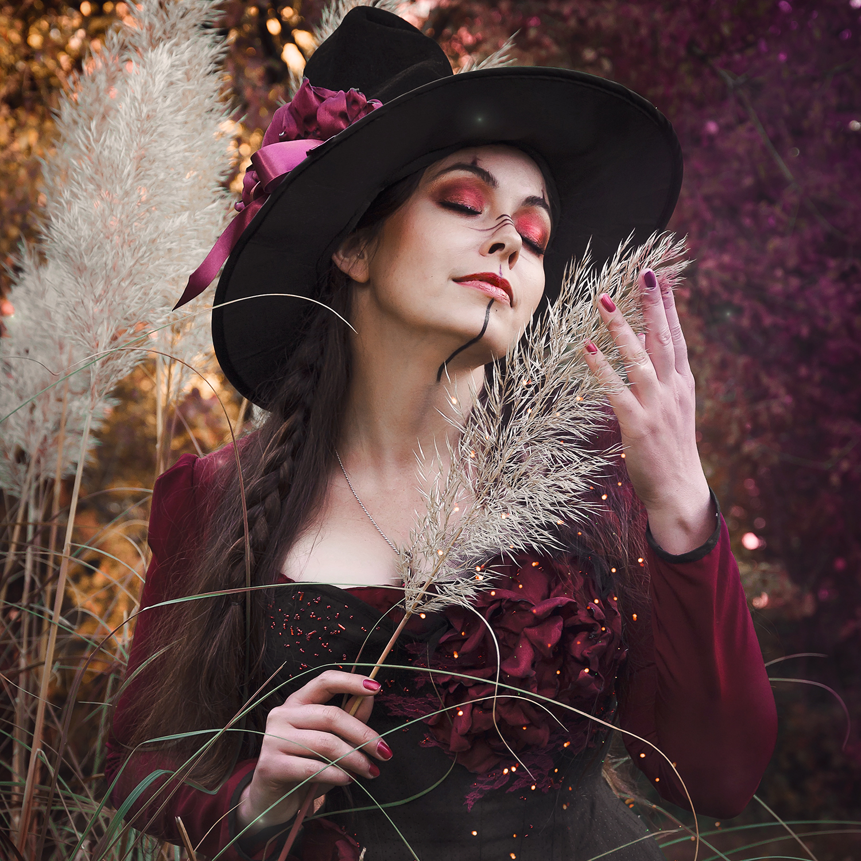 Dark Witch méchante sorcière halloween